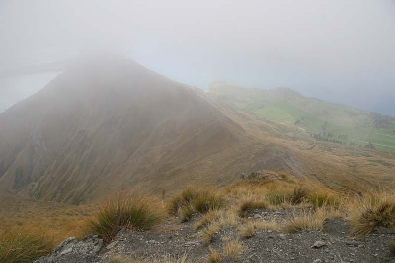 Roy's Peak, Mount Aspiring National Park, New Zealand